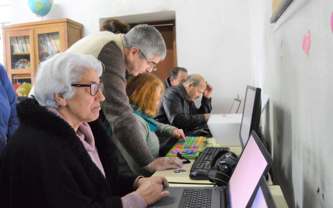 Oficina de Atividades estreia-se em Vale da Cerdeira