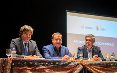 Firmada parceria com Santa Casa da Misericórdia de Belmonte