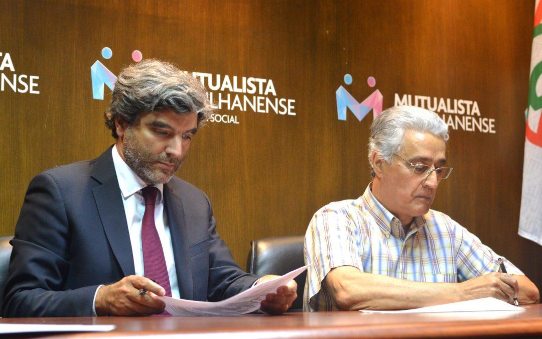 Protocolo com Conferências Vicentinas para apoiar 300 famílias