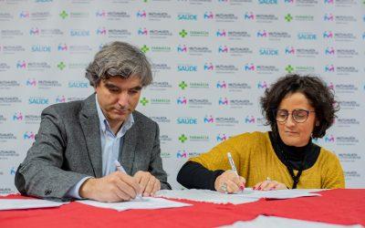 Unidade Móvel de Saúde da Mutualista leva médico ao Sarzedo