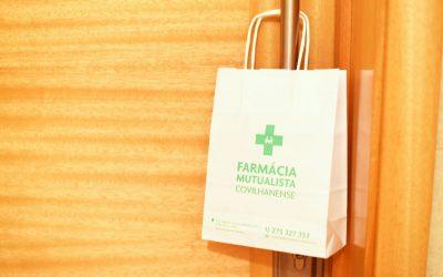 """""""Farmácia à sua porta"""" para apoiar grupos de risco na pandemia"""