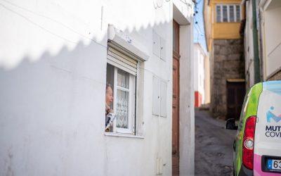 """Projeto da Mutualista na área dos serviços domiciliários ganha BPI """"la Caixa Seniores"""" 2020"""