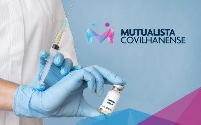 Mutualista Covilhanense disponibiliza transporte para Associados que serão vacinados contra a Covid-19