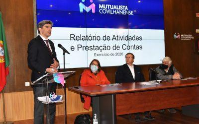 Associados aprovam Relatório de Atividades e Contas da Mutualista Covilhanense