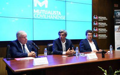 Mutualista Covilhanense assina protocolos com hospital em Viseu e com médico especializado em tratar doentes com Fibromialgia